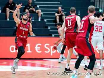 Supercup: Zweiter Sieg für deutsche Basketballer - Bietigheim-Bissingen - Bietigheimer Zeitung