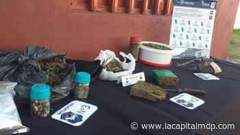 Desarticulan cuatro puntos de venta de droga en Mar del Plata y Miramar - La Capital de Mar del Plata