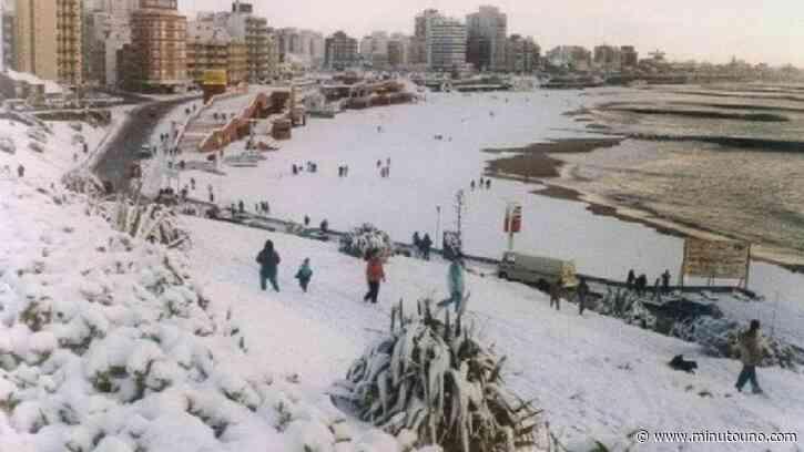 Advertencia violeta por bajas temperaturas para Mar del Plata - Minutouno.com
