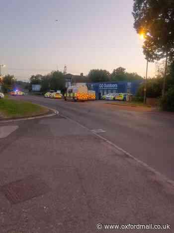 Three men arrested after public order incident at Redbridge Hollow - Oxford Mail