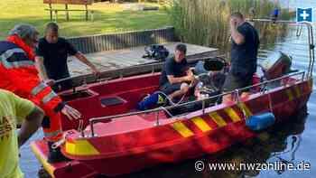 KReidesee in Hemmoor: Taucher nach Notaufstieg aus 30 Metern in Gefahr - Nordwest-Zeitung