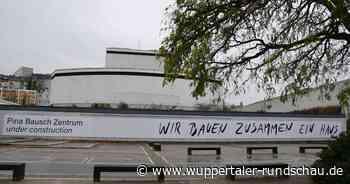 Pina Bausch Zentrum in Wuppertal: Stadt schreibt Stelle aus - Wuppertaler-Rundschau.de