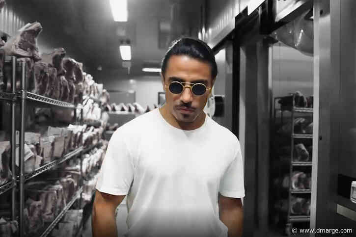 Salt Bae Blows Meat Lover's Minds With Behind The Scenes 'Lab' Tour