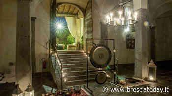 """Rovato: """"Bagno di Gong"""" a Castello Quistini - BresciaToday"""