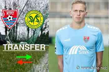 Julius Paris kehrt zum SV Straelen zurück - FuPa - das Fußballportal