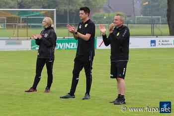 Benedict Weeks bleibt Trainer des SV Straelen - FuPa - das Fußballportal