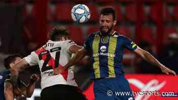 Independiente busca a Joaquín Laso, de Rosario Central: los detalles - TyC Sports
