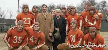 Martin Sheen And Luke Wilson Want '12 Mighty Orphans' To Be America's Next Great Sports Film - Forbes