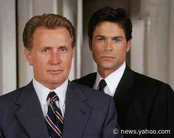 Martin Sheen remembers 'The West Wing' as one of the 'great things that happened' to him - Yahoo News