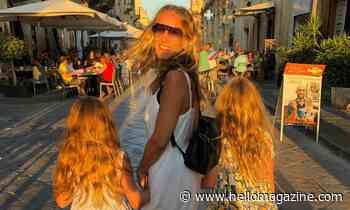 Sarah Jessica Parker causes a stir with rare photo of twins during major celebration - HELLO!