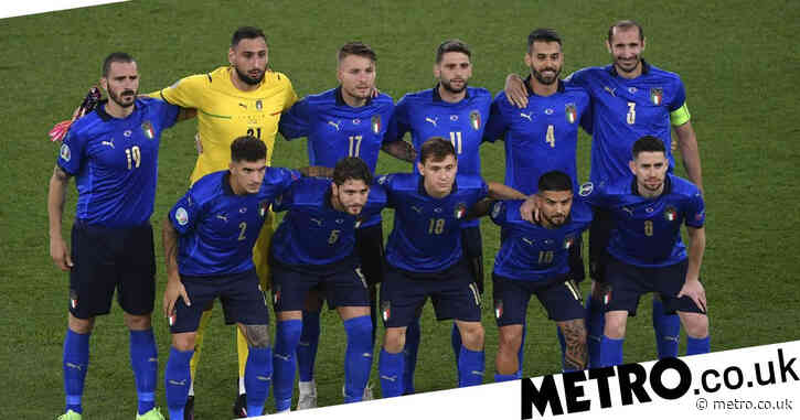 Italy will wear black armbands in Euro 2020 match vs Wales as tribute to Giampiero Boniperti