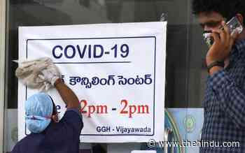 Coronavirus | A.P. reports lowest death toll in 2 months - The Hindu