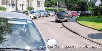 Stadt macht Rückzieher an der Volmestraße - Recklinghäuser Zeitung