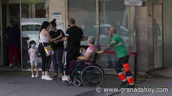 Granada baja de la barrera de los 2.400 casos activos de coronavirus - Granada Hoy