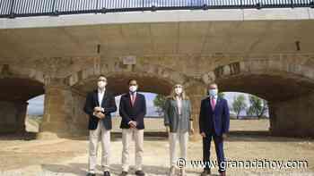 Granada mejora su conexión con el Levante gracias al nuevo puente de la Puebla - Granada Hoy