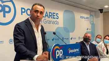 Francisco Rodríguez, líder del PP de Granada, defiende las cuentas del Ayuntamiento de Alhendín - Granada Hoy