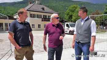 Garmisch-Partenkirchen: Mysteriöser Grabfund in Farchant gibt Rätsel auf - Merkur.de