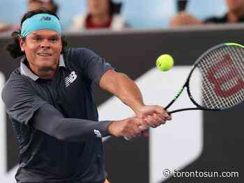 Milos Raonic withdraws from French Open - Toronto Sun