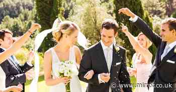 Couples allowed to marry outdoors from July as old-fashioned laws scrapped