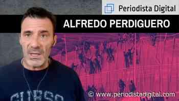 Alfredo Perdiguero: «En Melilla han acometido a la Guardia Civil con piedras y palos» - Periodista Digital