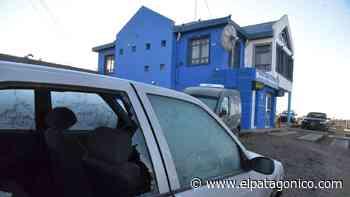 Otro ataque con piedras y molotov a la Comisaría Quinta - El Patagonico