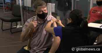 DJs and door prizes: Fraser Health gets creative with overnight vaccine marathon