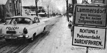 Monschau: Die vergessene Epidemie in der Eifel von 1962 - EXPRESS