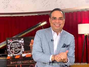 El puertorriqueño Gilberto Santa Rosa actuará en 15 ciudades de EEUU - El Periódico