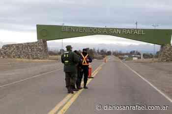 Reporte de rutas de Mendoza - Diario San Rafael