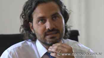 Cafiero criticó los dichos de Macri en Mendoza sobre el Covid - Diario Uno
