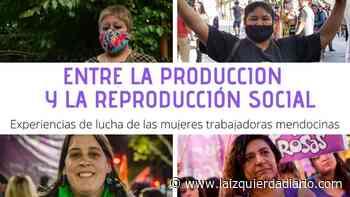 """""""No despertaron solo las jóvenes en estas luchas del feminismo y del movimiento de mujeres"""" - La Izquierda Diario"""