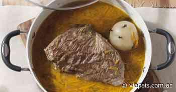 Carne a la olla: un plato típico de Mendoza, ideal para el día del padre - Vía País