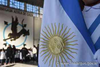 Alumnos de Mendoza realizarán la Promesa de Lealtad y Juramento de Fidelidad a la Bandera – Municipalidad de Malargüe - Municipalidad de Malargüe