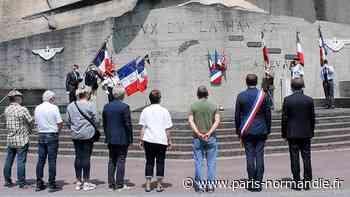 C'était il y a 93 ans : Rives-en-Seine rend hommage à ceux du Latham 47, disparus en mer - Paris-Normandie