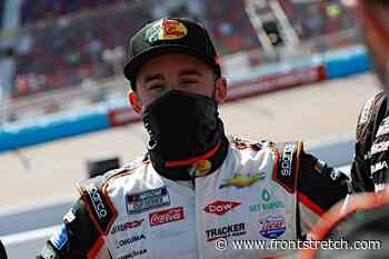 Austin Dillon Running 2 Races For Our - Frontstretch.com