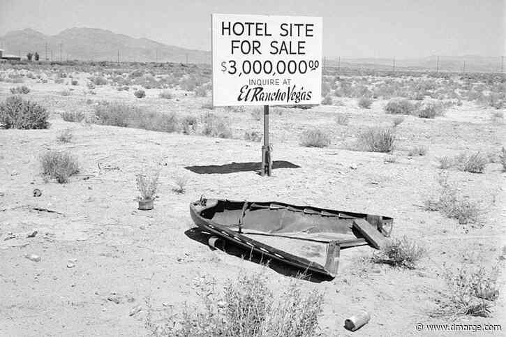 Incredible Photo Shows What Las Vegas Looked Like In 1952