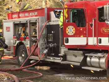 Yet another fire at Karten Metals in Trenton - Quinte News