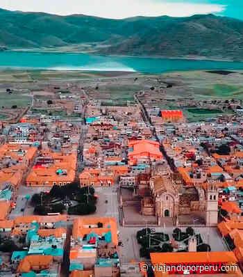 Puno: Programa del 196 aniversario de la provincia de Lampa - Viajando por Perú