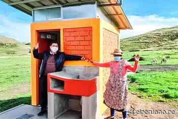 Puno: entregan obras de agua y saneamiento en las provincias de Lampa y de Azángaro - El Peruano