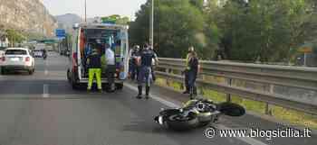 Incidente sulla Palermo Mazara del Vallo, motociclista ferito - BlogSicilia.it