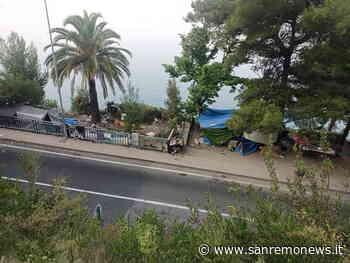 """Ventimiglia: migranti a Grimaldi, Di Muro """"Situazione insostenibile, serve la forza pubblica per liberare l'area"""" - SanremoNews.it"""