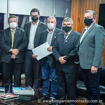 Monte Alto receberá caminhão pipa – Jornal O Imparcial - O Imparcial – Monte Alto
