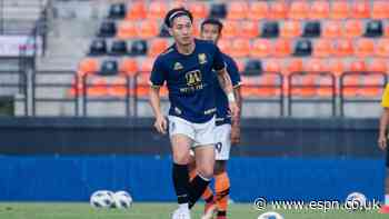 Thai club adds actor to Champions League squad