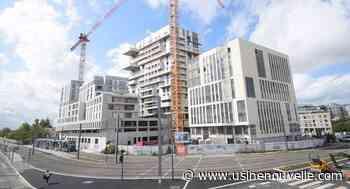 [L'image du jour] Bordeaux accueille la plus haute tour de logements en bois de France - L'Usine Nouvelle