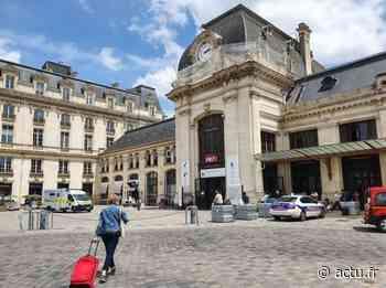 Une femme de 54 ans est morte à la gare de Bordeaux - actu.fr