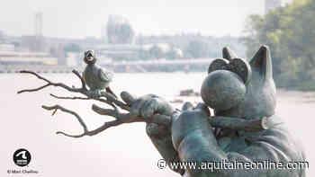 Le Chat de Geluk déambule à Bordeaux - Aquitaine Online