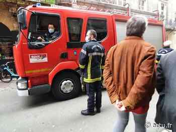 Bordeaux : deux femmes hospitalisées après un incendie dans une résidence pour personnes âgées - actu.fr