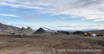 Bluejay gets final permit for Dundas - www.mining-journal.com