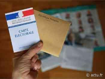 Départementales 2021. Découvrez les résultats du premier tour à Nangis - actu.fr
