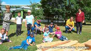 Sommerwerkstatt findet statt - Anmeldung zu Bad Dürrheimer Ferienprogramm ab sofort - Schwarzwälder Bote